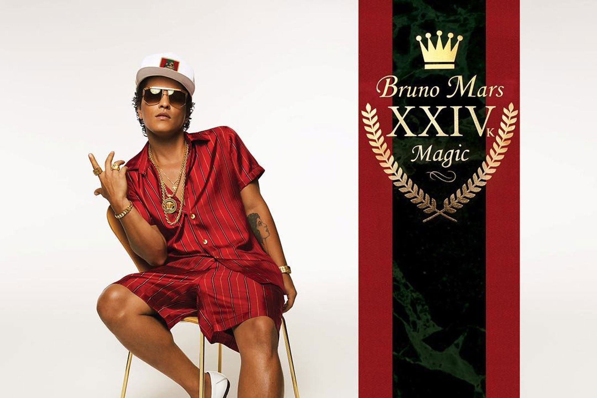 Bruno Mars Magic