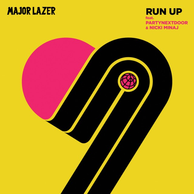 Major Lazer Run Up