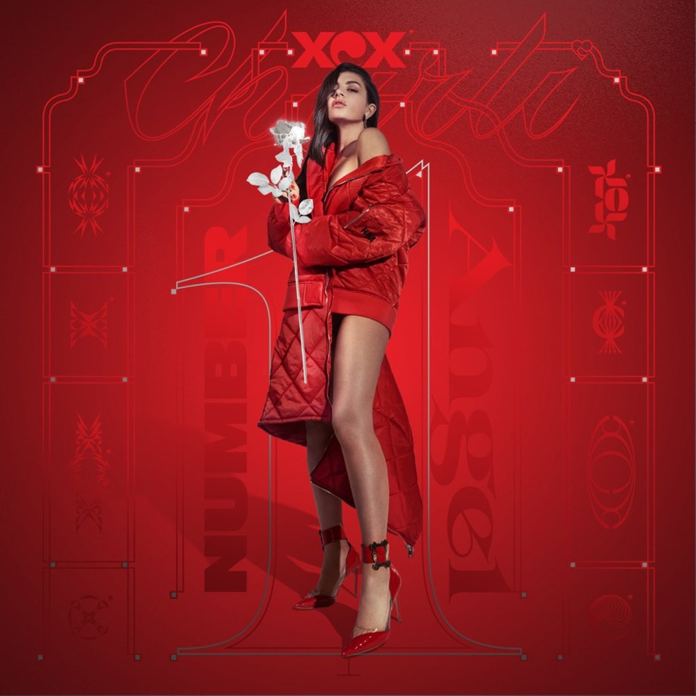 Charli XCX Number 1 Angel
