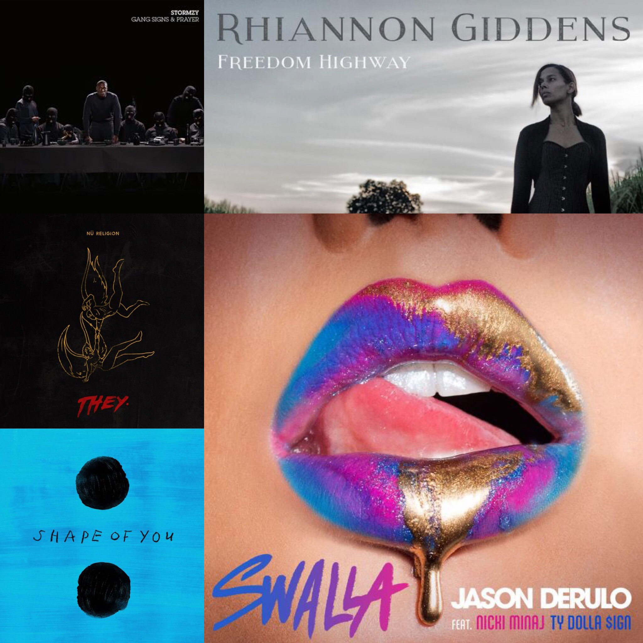 Warner Music New Music Friday